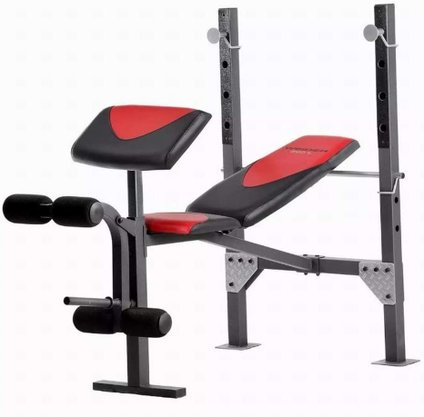 Banco De Supino Weider Bench Press 270
