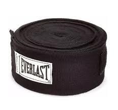 Bandagem Everlast 4,60m Preta