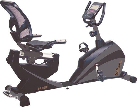 Bicicleta Ergométrica Horizontal Sul Fitness SF2012H
