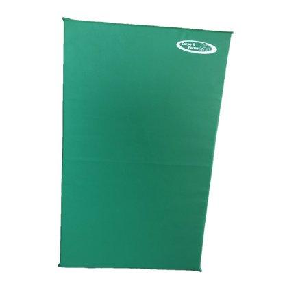 Colchonete De Espuma D23 - 100cm x 60cm x 3cm - Verde