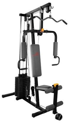 Estação De Musculação Semi Profissional Embreex 405