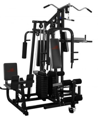 Estação De Musculação Semi Profissional Embreex 415