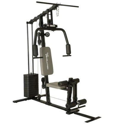Estação De Musculação Semi Profissional Evolution FT8000