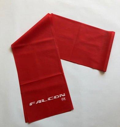 Faixa Elástica 1,20m Vermelha Falcon Fit