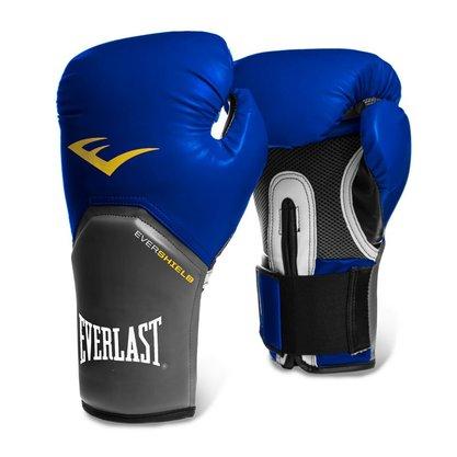 Luva Boxe Pro Style Everlast Azul