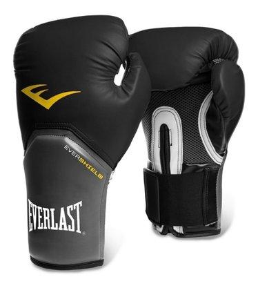 Luva Boxe Pro Style Everlast Preta