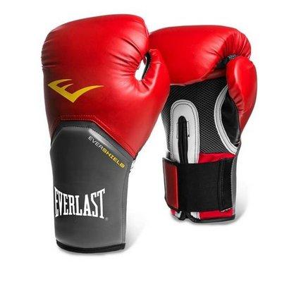 Luva Boxe Pro Style Everlast Vermelha