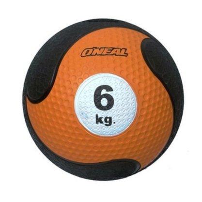 Medicine Ball Sem Alça 6kg O neal