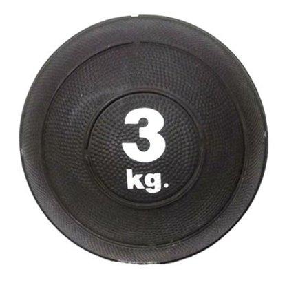 Slam Ball Preta Crossfit O neal 3kg
