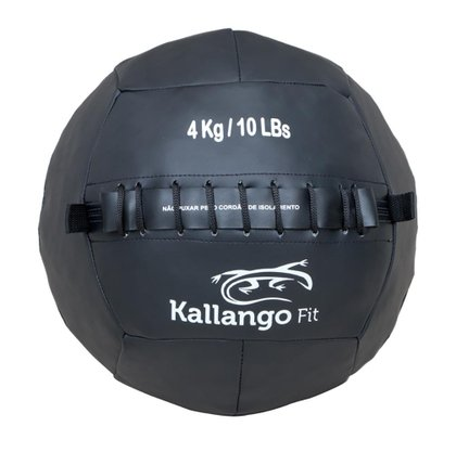 Wall Ball 4kg/ 10 Libras Kallango