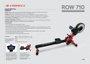 Remo Eletromagnético Profissional Embreex ROW 710